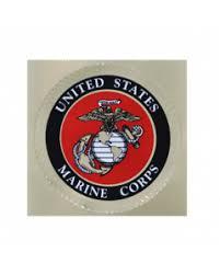 Us Marine Corps Window Decals Stickers