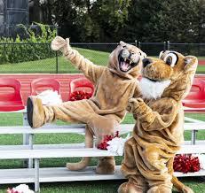 The silliest college mascots list ...