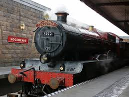 you can volunteer as a wizarding expert on the hogwarts express