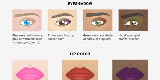 makeup colors are best for my skin tone