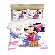 mickey mouse bedding set gift