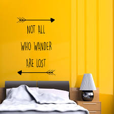 Simple Design Vinyl Wall Decals Bedroom Diy Removable Home Decor Wall Stickers Arrows Decoration Simple Home Decor Olivia Decor Decor For Your Home And Office