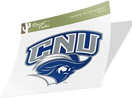 Amazon Com Christopher Newport University Cnu Captains Ncaa Vinyl Decal Laptop Water Bottle Car Scrapbook Sticker 008 Arts Crafts Sewing