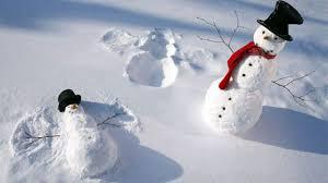 صور مضحكة عن الثلج