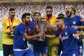 Tuzlaspor 1. Lig'e çıktı! Kupasını aldı
