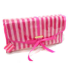 victoria s secret pink stripe hanging