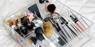fun and fab ways to organize your makeup