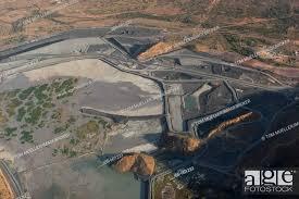 Argyle diamond mine, aerial view, Kimberley, West Australia, Australia,  Stock Photo, Picture And Rights Managed Image. Pic. IBR-601223    agefotostock