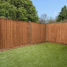 5ft High Fence Panels Waltons Fast Delivery