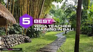 best yoga teacher in bali