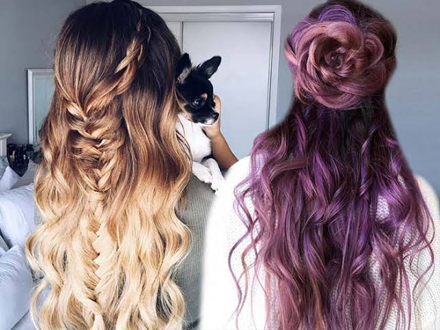 Image result for Hairstyle Inspiration Six Ways With""