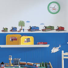 Thomas The Train Bedroom With Tank Engine And Friends Peel Decals For Atmosphere Ideas Bathroom Lamp Set Bed Room Ceiling Fan Furniture Number Apppie Org