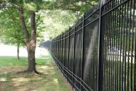 Different Types Of Aluminum Fence Posts Hercules Custom Iron Hercules Custom Iron