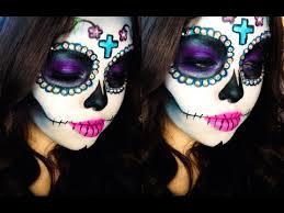 sugar skull makeup tutorial you