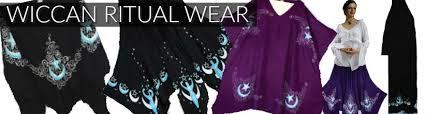 pagan wicca ritual clothing long skirts