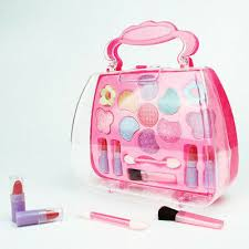 eco friendly cosmetic pretend play kit