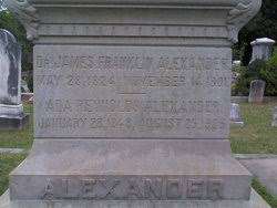 Ada Reynolds Alexander (1848-1925) - Find A Grave Memorial