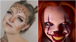 the best 2017 costume makeup