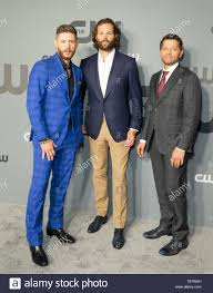 New York, NY - 16 mai 2019 : Jensen Ackles, Jared Padalecki, Misha ...