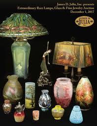 extraordinary rare lamps glass fine