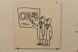 Coleen Fitzgibbon - The Ides of Colab - Printed Matter