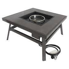 bond propane outdoor fire table