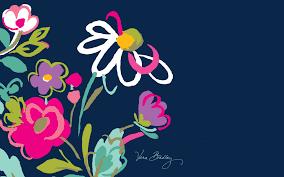 ribbons desktop wallpaper art