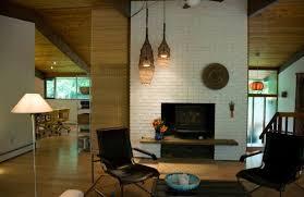painting interior brick fireplace