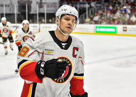 """Stockton Heat on Twitter: """"We've got ourselves a three way tie at the top!  With goals over the weekend, Byron Froese and Luke Philp tied Buddy  Robinson for the team lead with"""