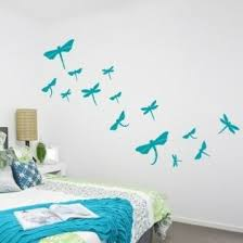 Style And Apply Dragonfly Set Wall Decal Wayfair