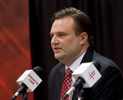 Daryl Morey stepping down as Rockets GM ...