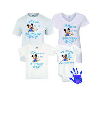 Birthday Shirts Tagged Mickey Mom Littlepersonaltouch