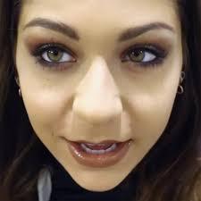 andrea russett s makeup photos