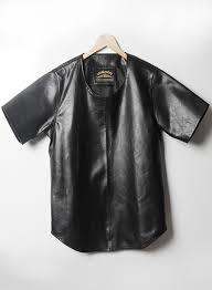 leather t shirt leathercult com