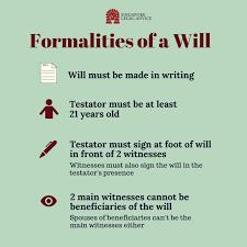 how do i make a will
