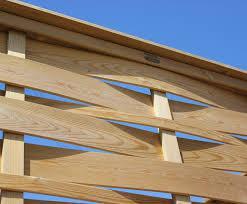 Aran Woven Fence Panels Jacksons Fencing Esi External Works