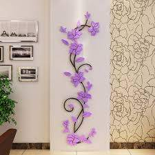 Rose Acrylic 3d Crystal Decals Living Room Background Wall Flowers Decorate Wall Sticker Buy Rose Flower Wall Sticker Living Room Wall Sticker Flower Living Room Wall Stickers Product On Alibaba Com