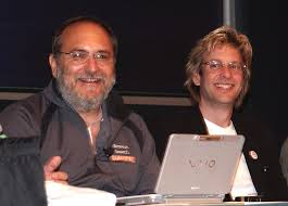 Dave Winer and Adam Curry at Gnomedex | Together again: Podc… | Flickr