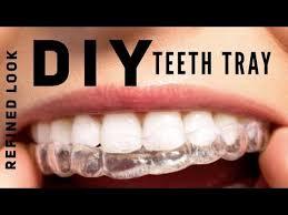 homemade teeth whitening paste diy