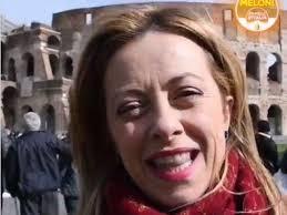 Coronavirus, l'appello di Giorgia Meloni ai turisti di tutto il ...