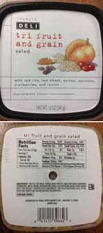 publix deli tri fruit and grain salad