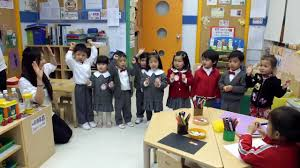 School Open Day - Sings English Song - YouTube