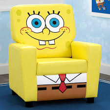 Delta Children Spongebob Squarepants High Back Upholstered Kids Desk Activity Chair Reviews Wayfair