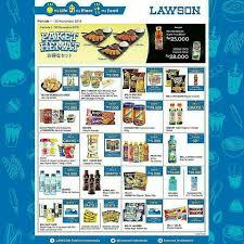 Sudah masuk bulan November nih, ada... - Lawson Station Indonesia   Facebook