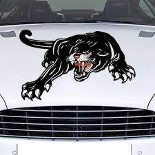 45 28 Cm Big Tiger Label Of The Car Self Creative Vinyl Decals For The Hood Of The Car Door Buy At A Low Prices On Joom E Commerce Platform