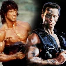 Rambo vs Commando - Cult Cinema Cavalcade