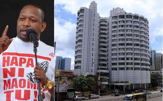 """Image result for SONKO LIVES AT LILIAN TOWERS"""""""