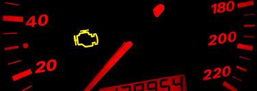 four dashboard warning lights you