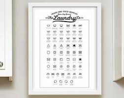 Laundry Cheat Sheet Magnet For Washer Or Dryer In 2020 Wall Decals Laundry Laundry Room Decals Magnetic Sheets