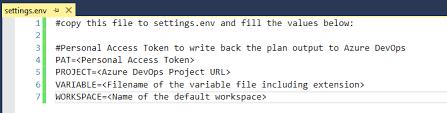 til set docker environment variables